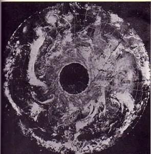 Tierra Hueca Foto Satelite de 1968