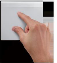 Magic Trackpad Gestures