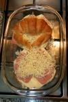 Montaje de los Croissants