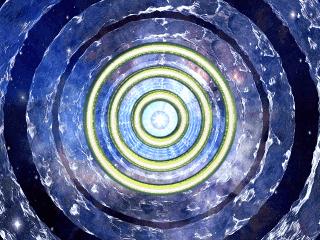 Luz cosmica platino
